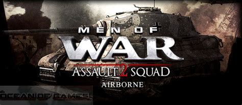 Features three distinct powers i.e., soviets, germans as well as the allied powers. Men Of War Assault Squad 2 Airborne Free Download