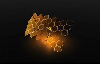 Shield Type Hexagonal Let 1046 Mb