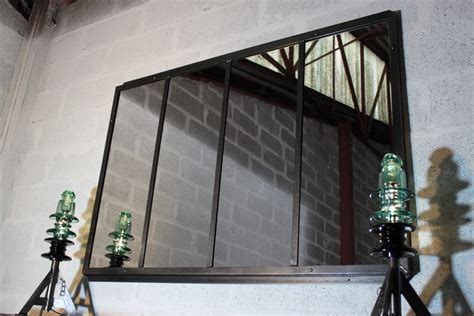 miroir fer forge maison du monde idees de decoration
