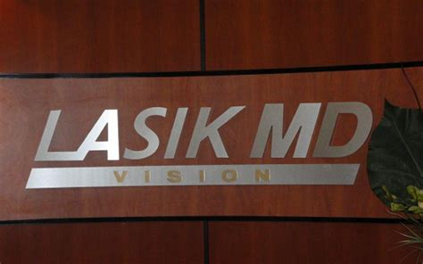 lasik md vision wallace company  construction