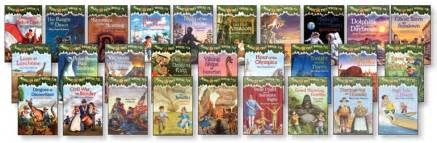 <b>Magic Tree House Books</b> Activity Class - Celebration Education
