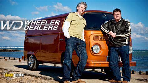 Wheeler Dealers by Rent Wheeler Dealers 2003 2016 Tv Series
