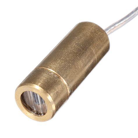 650nm Laser Diode Module 3v 650nm 5mw line laser diode module alexnld