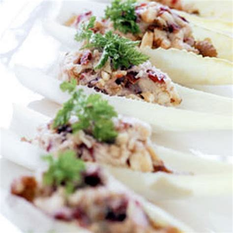 Shrimp Endive Boats by 10 Best Endive Boats Appetizer Recipes Yummly