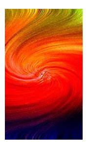 Orange And Yellow Swirl HD Abstract Wallpapers | HD ...