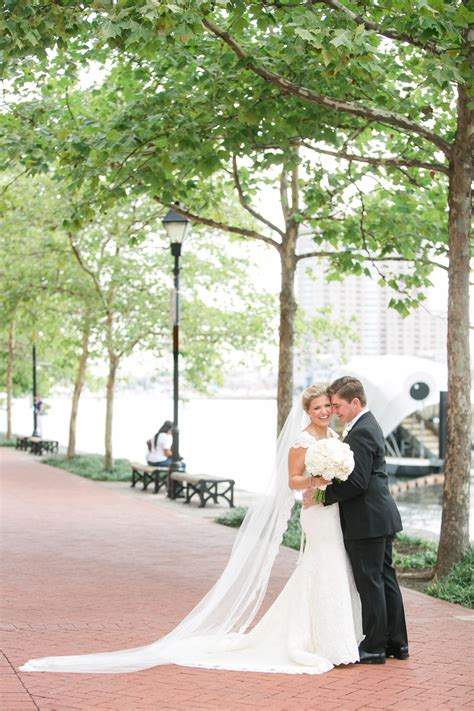 marriott baltimore waterfront wedding karen daniel