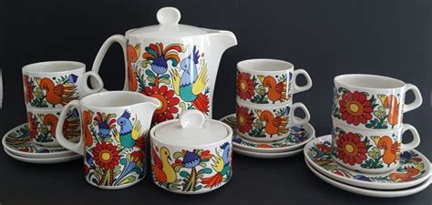 Villeroy Boch Service by Villeroy Boch Quot Acapulco Quot Coffee Service 6 Persons
