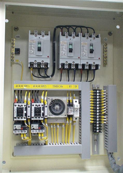control panel fan 常舜電機