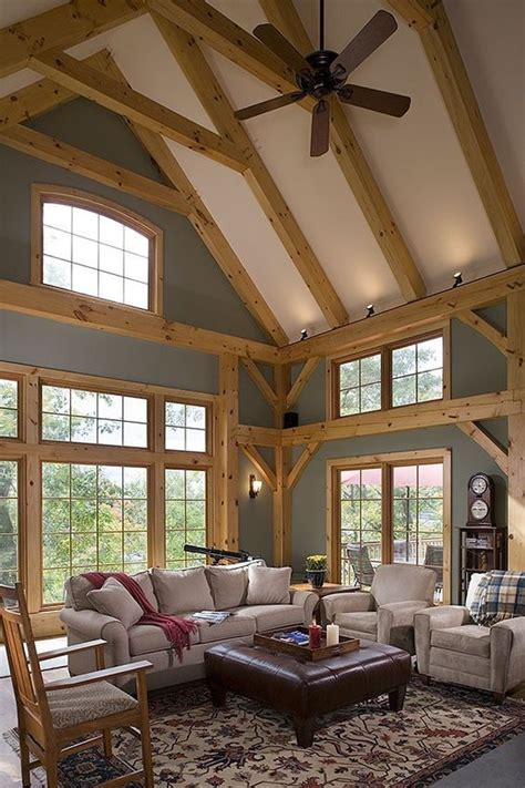 eastern white pine wood ceiling love the natural color