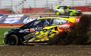 Ford Racing Image of Tanner Foust from the 2013 Global ...