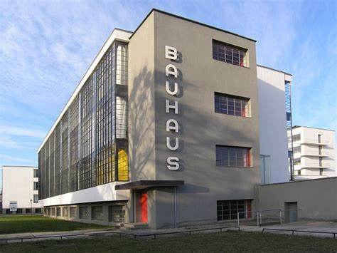 siege de unesco le bauhaus 1919 1933 birds collective