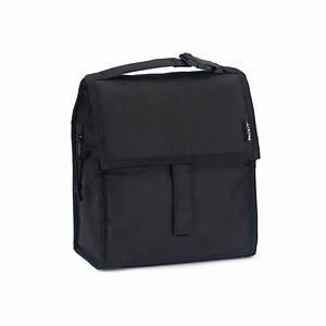 Lunch Bag Isotherme : sac isotherme lunch bag packit noir ~ Teatrodelosmanantiales.com Idées de Décoration