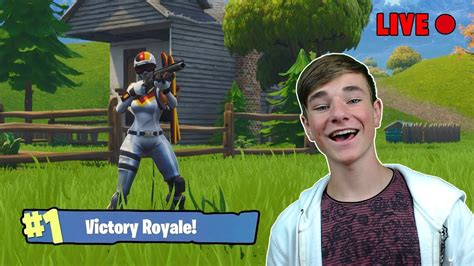 fortnite wins halen fortnite livestream youtube