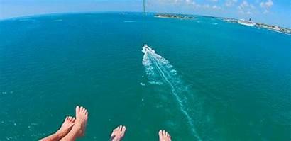Florida Parasailing Keys Gifs Key West Expedition