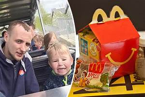 McDonald's shock: Dad horrified by 40 living creatures in ...