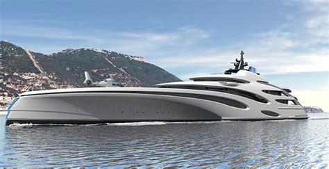 trimaran concept  echo yachts superyacht world