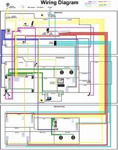 Example Structured Home Wiring Project 1  With Images