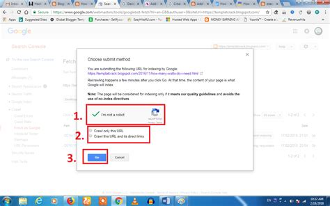 How Submit Website Google Search Console