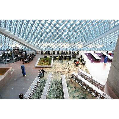stephmodo: Central Library  other Seattle Favorites