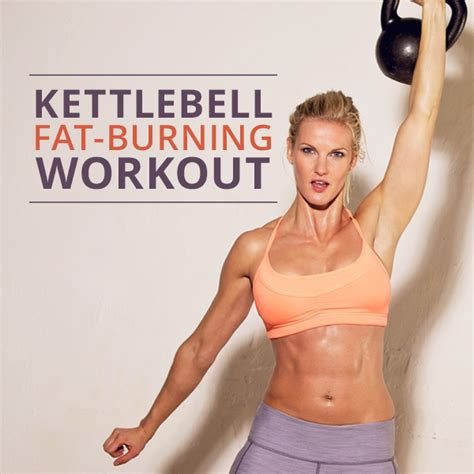 kettlebell fat workout workouts burning burn kettle bell exercise body extra stomach exercises belly kettlebells collect burner weight leave lose