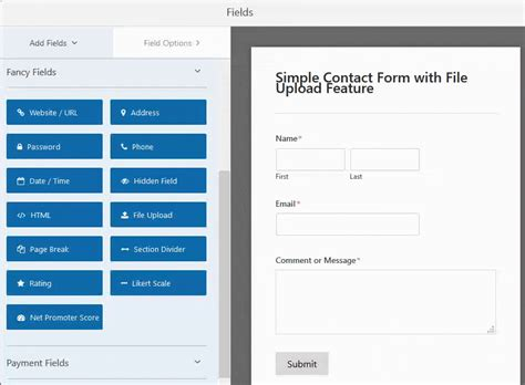 How To Create A File Upload Form In Wordpress (step By Step
