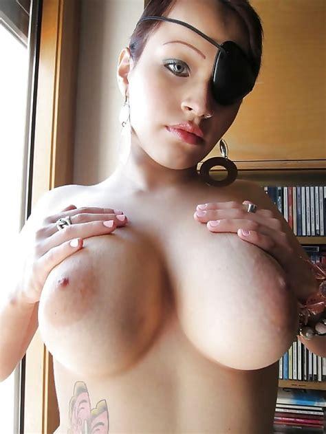 Big Tits Eye Patch Latina 11 Pics