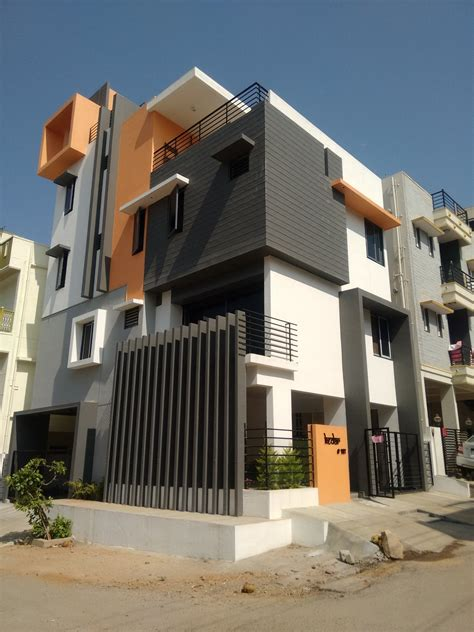 3bhk house architects in bangalore by ashwin architects at coroflot