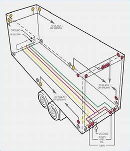 Semi Truck Trailer Wiring Diagram  U2013 Vivresaville Com