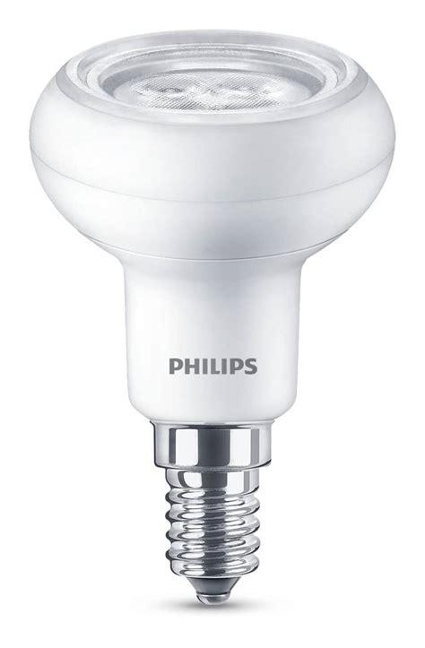 philips e14 r50 led reflektor 2 9w 230lm 8718696578452 warmweiss