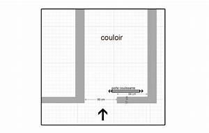 Plan Porte Coulissante : porte coulissante en applique probl me de dimensions ~ Melissatoandfro.com Idées de Décoration
