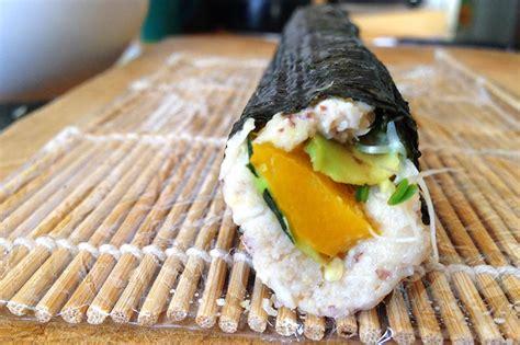 Stuoia Sushi by Sushi Vegan Crudista