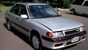 1990 Mazda 323 Glx  1 No Reserve     Cash4cars Cash4cars     Sold