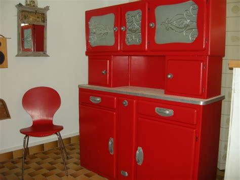 meuble cuisine retro cuisine retro annee 50 solutions pour la décoration