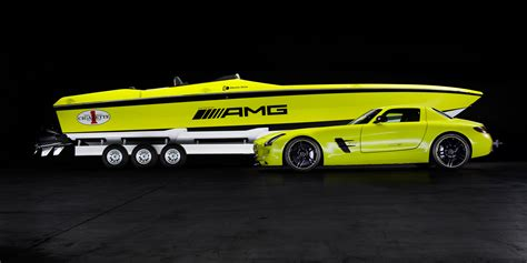 Cigarette Racing Boat Amg by Mercedes Amg And Cigarette Racing Boats To Team Up Again