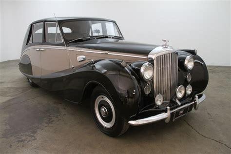 1954 Bentley R-type Empress Saloon