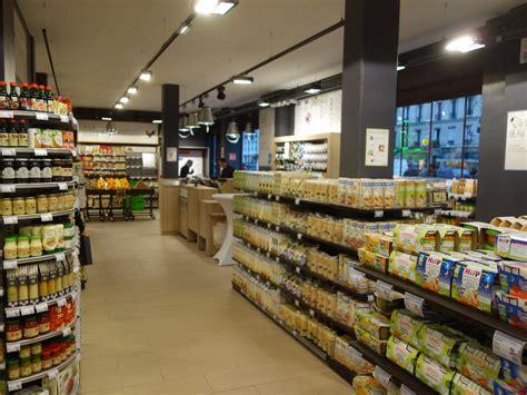 Carrefour Teste Un Premier Magasin Bio à Paris