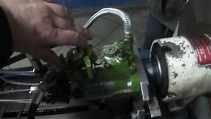 Diesel Fuel Pump Test Lucas Cav Model Dp210