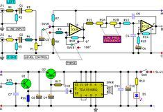 Lifier Wiring Diagram With Capacitor by Subwoofer Lifier 100w Output With Transistor Audio