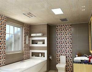 ou trouver le meilleurs dalles led classement With carrelage adhesif salle de bain avec dalle de plafond a led