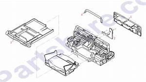 C6429-80084 Hp Carriage Assembly Flex Ca