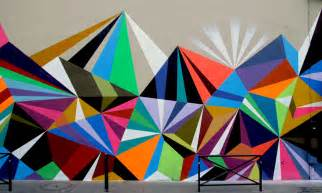 quick tips create geometric wall painting pattern