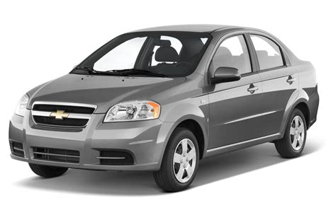 2011 Chevrolet Aveo Reviews And Rating