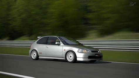 Video Games Cars Honda Civic Type-r Gran Turismo 5