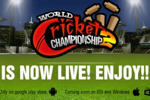 world cricket championship  cricket buddies