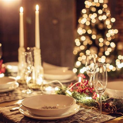 tavola a natale decorazioni tavola di natale tante idee per apparecchiare la tua