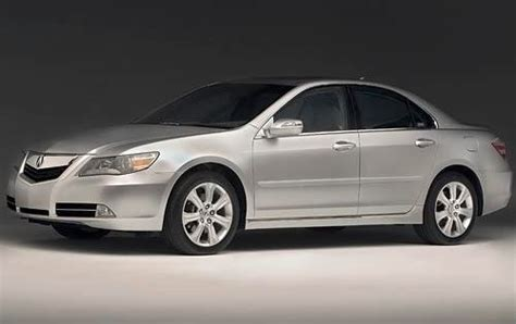 2009 Acura Rl For Sale by Used 2009 Acura Rl Pricing For Sale Edmunds