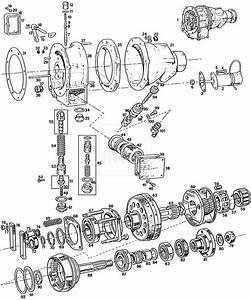 Overdrive Units  U0026 Components  Mgb 3 Synchro