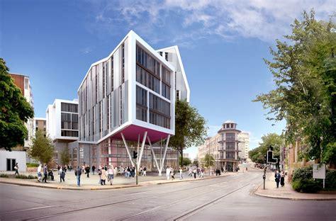 U Home Design & Build : Byron House Nottingham Trent University Building Design