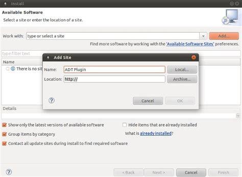 install android sdk ubuntu android sdk for ubuntu 11 04 10 10 11 10 sudobits free