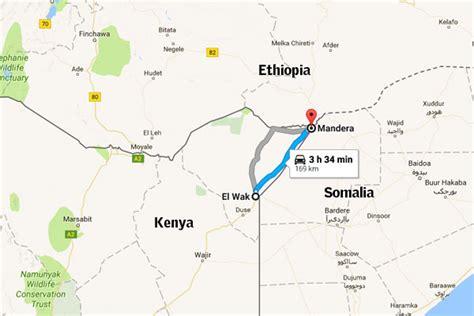 Roadside Bomb Kills 4 In Northeast Kenya  The East African